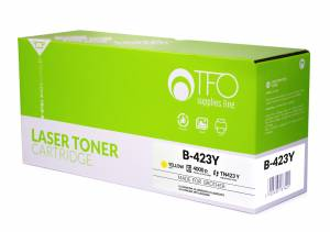 Toner TFO Brother B-423Y (TN-423Y) yellow 4K