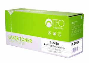 Toner TFO Brother B-241B (TN241B) black 2.5K