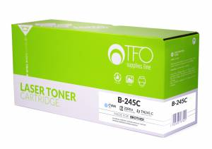 Toner TFO Brother B-245C (TN245C) cyjan 2.2K