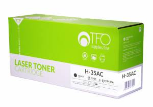 Toner TFO HP H-35AC (CB435A) 1.5K, chip