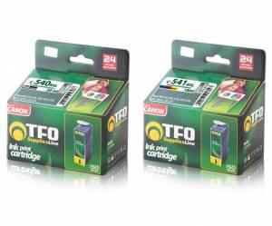 Zestaw TFO 2 tusze Canon PG540XL 20ml i CL541XL 18ml