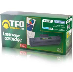 Toner TFO Brother B-325C (TN-325C) cyjan 3,5K nowy