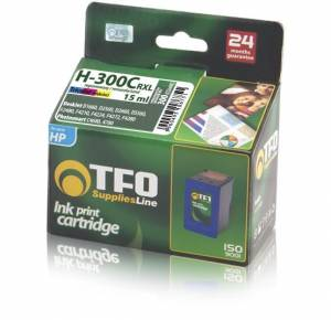 Tusz TFO HP H-300CRXL (CC644E) kolor 15ml XL