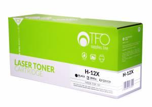 Toner TFO HP H-12X (Q2612A) black 3.0K