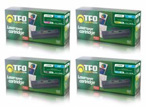 Zestaw TFO HP 131A CMYK 4 nowe tonery
