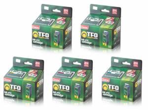 Zestaw TFO Canon 550/551 - CLI551 CMYK i PGI550