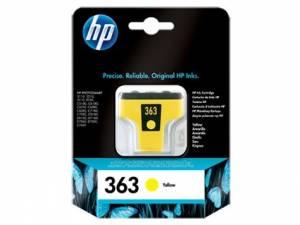 Tusz HP nr 363 Żółty C8773EE