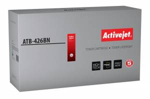 Activejet toner do Brother TN-426BK new ATB-426BN