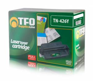 Toner TFO do Brother B-426Y (TN-426Y) 6.5K