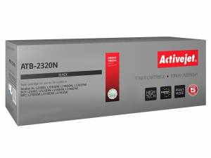Toner ActiveJet ATB-2320N - zamiennik Brother TN-2320 Supreme 2.6k czarny