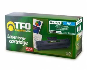 Toner TFO do HP H-87APF (CF287A) nowy 9.5K