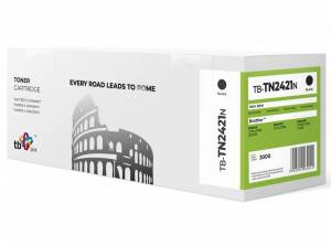 Toner do Brother TN2421 TB-TN2421N BK 100% nowy