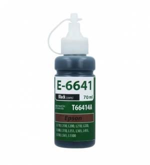 Tusz TFO do Epson czarny E-6641 (T6641, Bk) 70ml