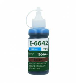 Tusz TFO do Epson E-6642 (T6642, Cy) 100ml