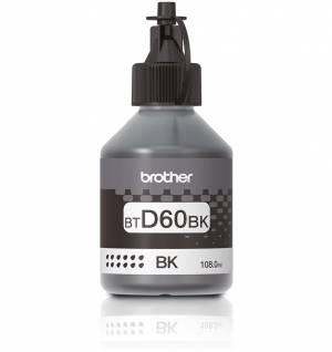 Tusz Brother BTD60BK oryginał 6500 stron czarny