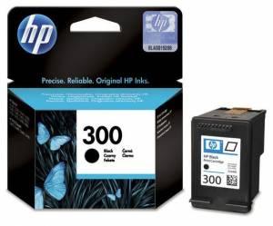 Tusz HP 300 czarny oryginał CC640EE 200 str 4 ml