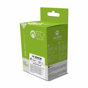 Tusz TFO HP 304XL kolor H-304CR (N9K07AE) 17ml refabrykowany