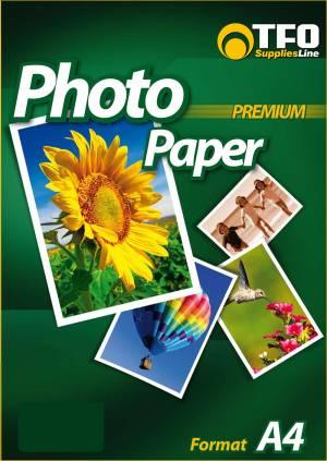 Papier Foto TFO A4 120g 20ark matowy, samoprzylepny