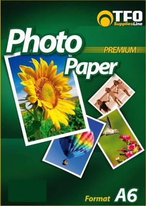 Papier Foto TFO A6 180g 20ark. wysoki połysk