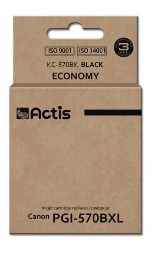 Tusz Actis KC-570Bk (Canon PGI-570BK) standard 22 ml czarny