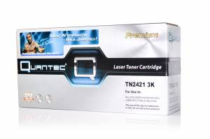 Toner Quantec do Brother TN2421 nowy 3k chip