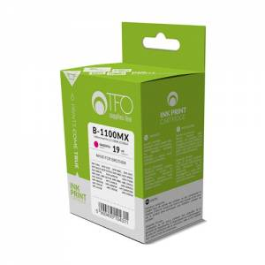 Tusz do Brother TFO B-1100MX (LC1100M, LC980M) 19ml