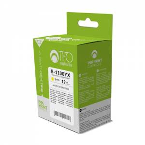 Tusz do Brother TFO B-1100YX (LC1100Y, LC980Y) 19ml