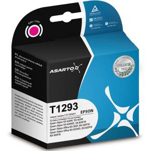 Tusz Asarto do Epson T1293 magenta 13ml 390str