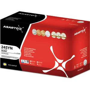 Toner Asarto do Brother TN245Y yellow 2.2k