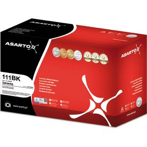 Toner Asarto do Samsung D111S black 1k