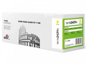 Toner TB Print do Brother TN243Y TB-TN243YN YE 100% nowy