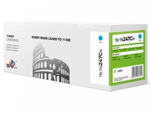 Toner TB Print do Brother TN247C TB-TN247CN CY 100% nowy