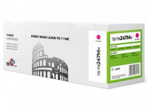 Toner TB Print do Brother TN247M TB-TN247MN MA 100% nowy