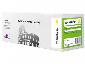 Toner TB Print do Brother TN247Y TB-TN247YN YE 100% nowy