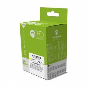Tusz TFO do HP 920 H-920YR (CD974A) 13ml żółty
