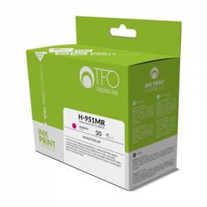 Tusz TFO do HP 951 H-951MR (CN047A) 30ml magenta