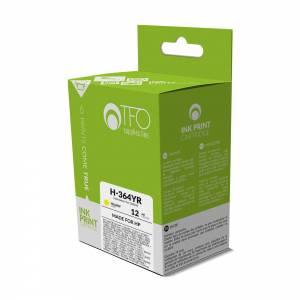 Tusz TFO do HP 364 H-364YR (CB325E) 12ml żółty