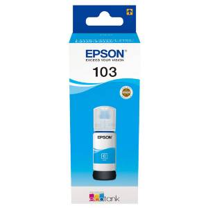 Tusz Epson ET103 cyan 65ml