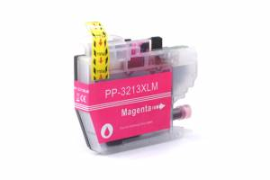 Tusz do Brother LC3213 nowy zamiennik Magenta