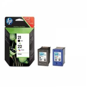 Multipak HP 21 + HP 22 czarny i kolor 2 tusze SD367AE