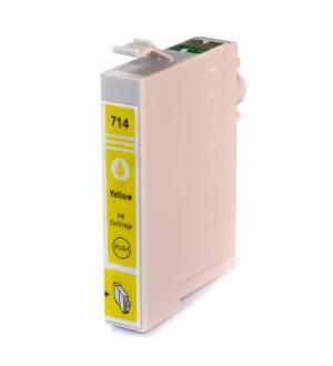 Tusz do Epson T0714 yellow 15ml