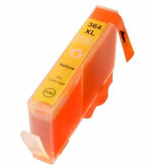 Tusz do HP 364XL nowy zamiennik CB325EE Yellow