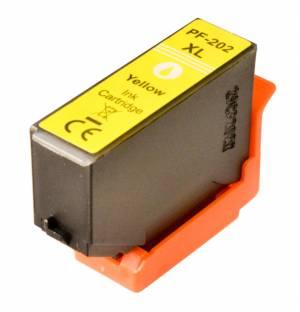 Tusz do EPSON nowy zamiennik T202XLY T02H4 Yellow