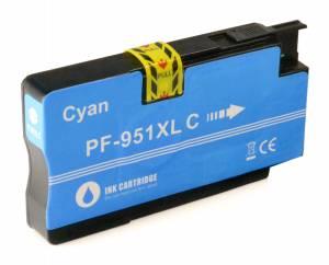 Tusz do HP 951XL nowy zamiennik CN046AE Cyjan