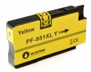 Tusz do HP 951XL nowy zamiennik CN048AE Yellow