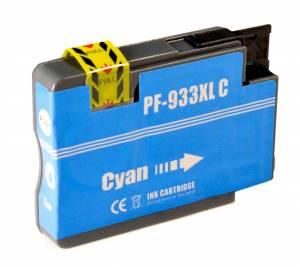 Tusz do HP 933XL nowy zamiennik CN054AE Cyjan