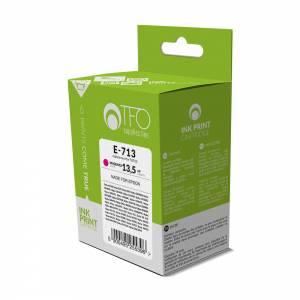 Tusz TFO E-713 Epson T0713 13.5 ml czerwony