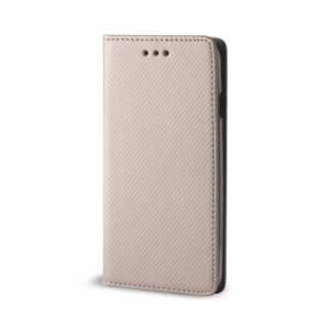 Pokrowiec Smart Magnet do Samsung S7 G930 złoty