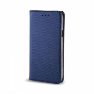Pokrowiec Smart Magnet do Samsung S10 Plus granatowy