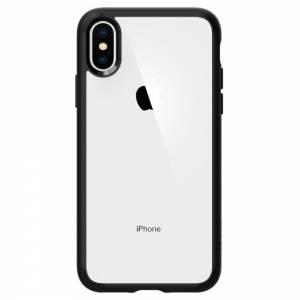 Spigen Etui Ultra Hybrid iPhone X/XS czarny